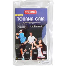 10 TOURNA GRIP ORIGINAL OVERGRIPS