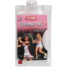 10 TOURNA TAC XL PINK OVERGRIPS