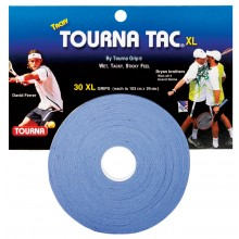 30 TOURNA TAC XL BLUE OVERGRIPS