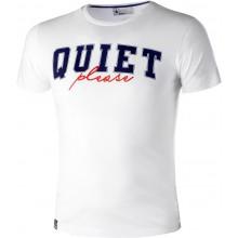 QUIET PLEASE DROPSHOT COLLEGE T-SHIRT