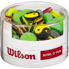 BOX OF 75 WILSON BOWL O FUN SHOCK ABSORBERS