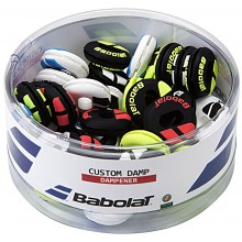 BOX OF 48 BABOLAT CUSTOM DAMP SHOCK ABSORBERS