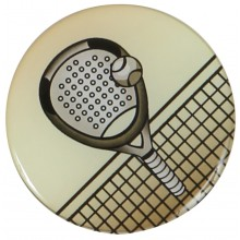 CIRCLE DESIGN FOR PADEL MEDALS (EPOXY-25MM)