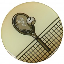 CIRCLE DESIGN FOR TENNIS MEDALS (EPOXY-25MM)