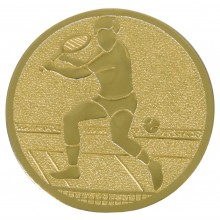 CIRCLE DESIGN FOR MEN'S TENNIS MEDALS (ALU-50MM)