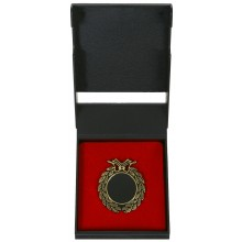 CUSTOM MEDAL - DIAMETER 5CM - WITH CASE