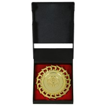 CUSTOM MEDAL - DIAMETER 7 CM - WITH CASE