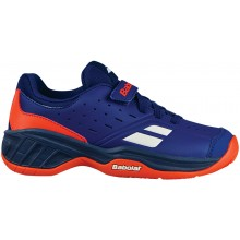 CHILD BABOLAT PULSION ALL COURT SHOES