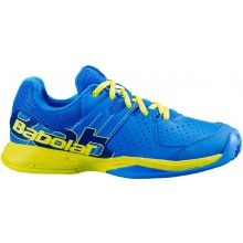 JUNIOR BABOLAT PULSA PADEL CLAY COURT SHOES
