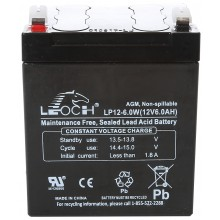 CUBE BALL MACHINE BATTERY