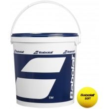 BUCKET OF 36 BABOLAT SOFT FOAM BALLS