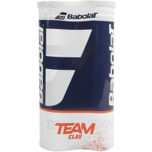 BIPACK OF 4 BABOLAT TEAM CLAY BALLS