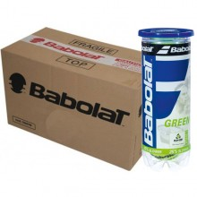 CASE OF 24 CANS OF 3 BABOLAT INTERMEDIATE TENNIS BALLS