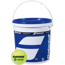 BUCKET OF 72 BABOLAT INTERMEDIATE TENNIS BALLS