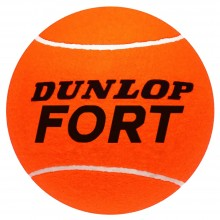 DUNLOP ORANGE MONTE CARLO MID SIZED BALL