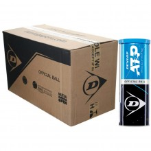 CASE OF 24 CANS OF 3 DUNLOP ATP BALLS