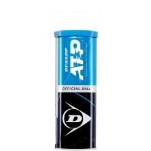 CAN OF 3 DUNLOP ATP BALLS