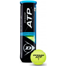CAN OF 4 DUNLOP ATP CHAMPIONSHIP BALLS