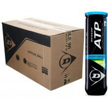 CASE OF 18 CANS OF 4 DUNLOP ATP CHAMPIONSHIP BALLS
