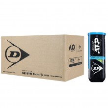 CASE OF 24 CANS OF 3 DUNLOP ATP CHAMPIONSHIP BALLS