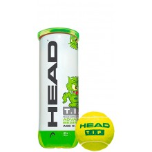 CAN OF 3 HEAD T.I.P GREEN BALLS
