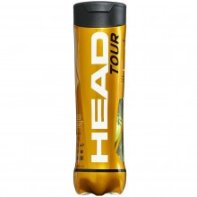 CAN OF 4 HEAD TOUR BALLS