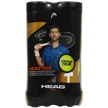 BIPACK OF 4 HEAD TOUR BALLS