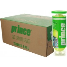 CASE OF 24 CANS OF 3 PRINCE NX TOUR PRO BALLS