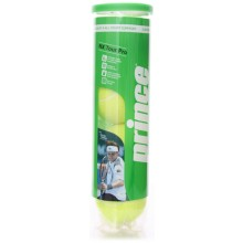 CAN OF 4 PRINCE NX TOUR PRO BALLS