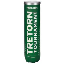 CAN OF 4 TRETORN TOURNAMENT BALLS