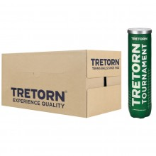 CASE OF 18 CANS OF 4 TRETORN TOURNAMENT BALLS