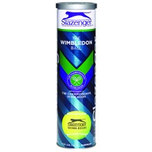 CAN OF 4 SLAZENGER BALLS