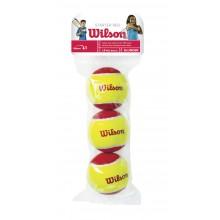 WILSON STARTER RED BALLS