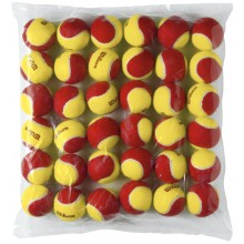 PACK OF 36 WILSON STARTER RED BALLS
