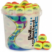 BARREL OF 60 ORANGE UNLIMITED BALLS WITHOUT PRESSURE