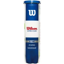 CAN OF 4 WILSON ULTRA CLUB BALLS