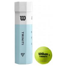 CAN OF 4 WILSON TRINITI BALLS