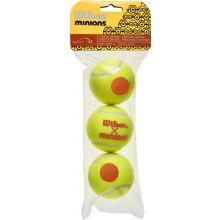 3 WILSON MINIONS STAGE 2 BALLS