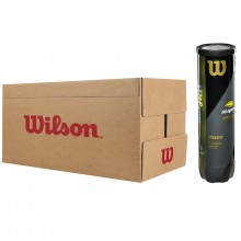 CASE OF 18 CANS OF 4 WILSON US OPEN BALLS