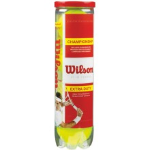 CAN OF 4 WILSON CHAMPIONSHIP BALLS