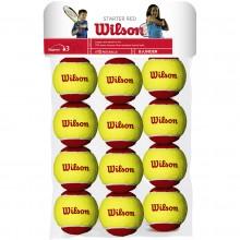 WILSON EASY STARTER BALLS x12