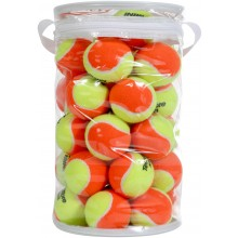 PACK OF 36 TECNIFIBRE MINI TENNIS BALLS