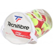BAG OF 36 TECNIFIBRE MY NEW BALL BALLS