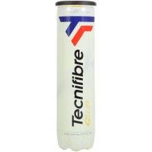 CAN OF 4 TECNIFIBRE CLUB TENNIS BALLS