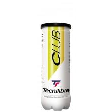 Tecnifibre Club 3-ball can