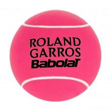BABOLAT ROLAND GARROS AVERAGE SIZED PINK BALL