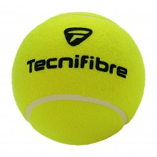 TECNIFIBRE AVERAGE SIZED GIANT YELLOW BALL