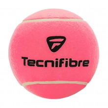TECNIFIBRE AVERAGE SIZED GIANT PINK BALL
