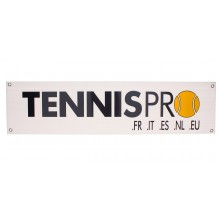 TENNISPRO SIGN 1.20 * 0.30 M