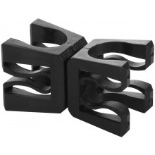 MULTIFLEX CLAMP FOR POLES AND HOOLA HOOPS